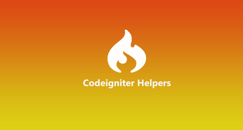 How to use helper function in codeigniter 4